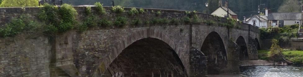 gatekeeper trust river usk pilgrimage